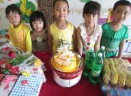 Sinh nhật của bạn Minh Nhật