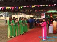 Gíao viên MN Đại Hồng tham gia Lễ kỷ niệm 50 năm Chiến thắng Hà Vy