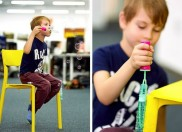 12 mẹo chăm con của các cha mẹ thông minh