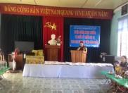 Tổ chức Tết thiếu nhi 1/6 cho con em cán bộ giáo viên, nhân viên trong trường MN Đại Hồng