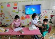 Khám sức khỏe lần 2 năm học 2020-2021 cho trẻ