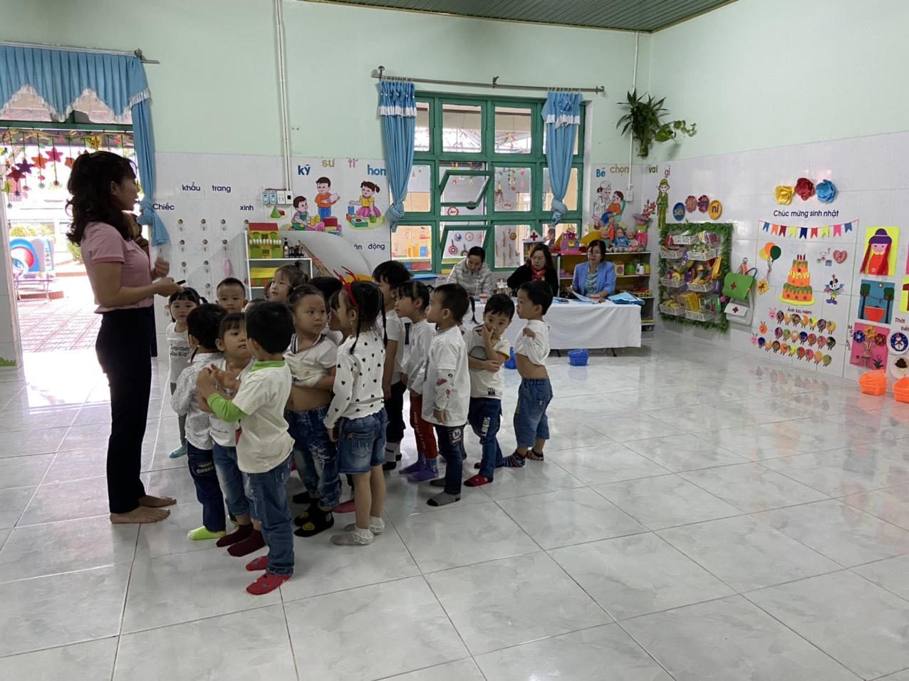 Hội thi giáo viên giỏi huyện 2020-2021